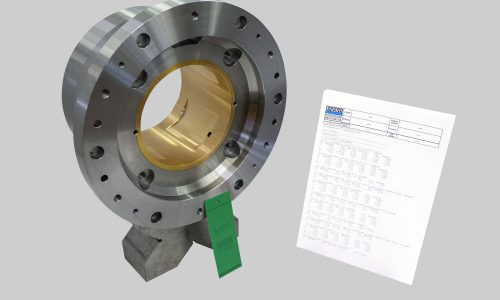 Spindle bushing assembly